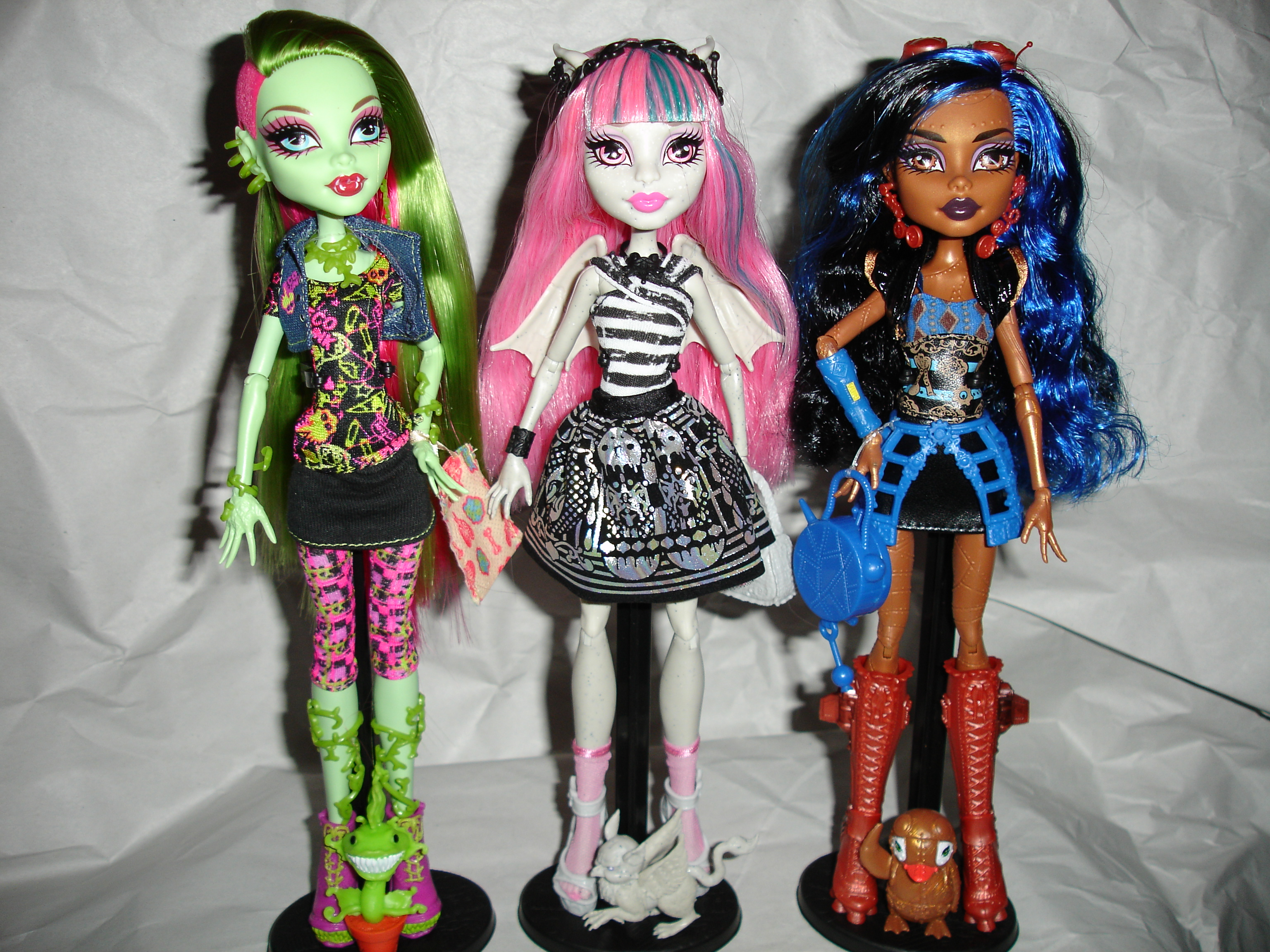 301 moved permanently - Poupee monster high robecca ...