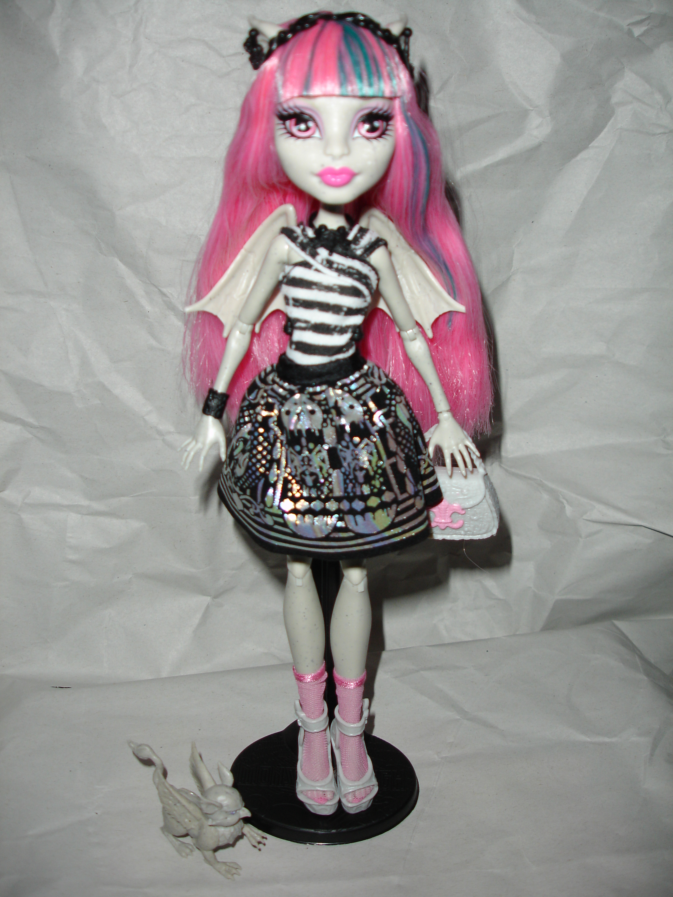 New Arrivals Monster High Wave 4 Do You Like This Too