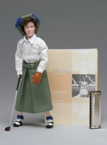 girls-explore com Babe Didrikson Zaharias historical inspiration American doll