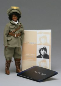 girls-explore com Bessie Coleman historical inspiration American doll