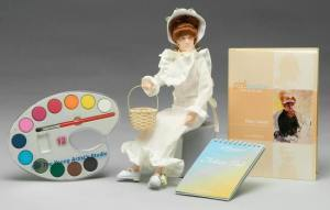girls-explore com Mary Cassatt historical inspiration American doll