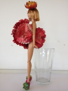 FredBulterStyle blogspot com Barbie Futurisitic Fashion Art For Selfridges 5